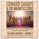 Edward Sharpe And The Magnetic Zeros Announce Show At The Greek Theater Photo