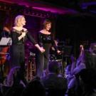 Photo Coverage: Laura Osnes and Steven Reineke Visit Jana Robbins & Haley Swindal at Feinstein's/54 Below