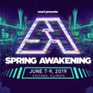 Spring Awakening Music Festival Announces Full 2019 Artist Lineup Photo
