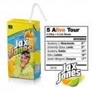 "Jax Jones Announces Debut Live U.K. and Ireland Tour, ""5 Alive"""
