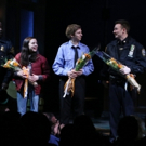 Photo Coverage: Chris Evans and the Cast of LOBBY HERO Takes Their Opening Night Bows