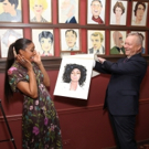 Photo Coverage: Condola Rashad Receives Her Portrait at Sardi's Photo