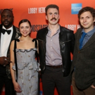 Photo Coverage: The Cast of LOBBY HERO Celebrates Opening Night!