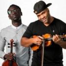 BWW Review: BLACK VIOLIN: CLASSICAL BOOM TOUR at Veterans Auditorium--O My!