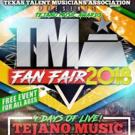 The Tejano Music Awards Fan Fair 2018 Kicks Off This Thursday 3/15