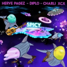 VIDEO: Charli XCX, Diplo, Herve Pagez Team Up for New Song 'Spicy'