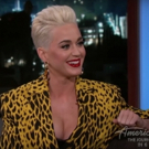 VIDEO: Katy Perry Visits Jimmy Kimmel To Discuss The Oscars and Explain the True Meaning of 'Wig'