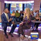 VIDEO: Watch Caissie Levy Open Up About FROZEN on GOOD MORNING AMERICA