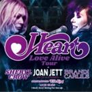 HEART Announces 2019 'Love Alive' Summer Tour