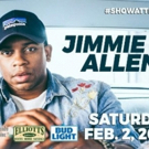 Jimmie Allen, The Cadillac Three, and Resurrection to Take the Stage at Cotton Eyed Joe