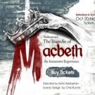 Shakespeare Center Of LA Presents THE TRAGEDIE OF MACBETH