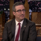 VIDEO: John Oliver Discusses Upcoming Role in Disney's Live Action THE LION KING with Jimmy Fallon