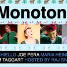 Monotony: A Smart Comedy Show about Stupid Stuff Comes to Caveat NYC Photo