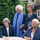 VIDEO: Watch the Trailer for TEA WITH THE DAMES Starring Maggie Smith, Judi Dench, Ei Video