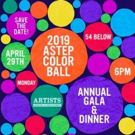 Shereen Ahmed, Linda Benanti And More Join the 2019 ASTEP Color Ball At Feinstein's/5 Photo
