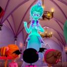BWW Exclusive: See Carol Kane Get Animated on Disney's VAMPIRINA Photo