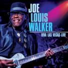 Cleopatra Entertainment To Release Joe Louis Walker VIVA LAS VEGAS LIVE Concert Film Photo