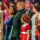 Photo Flash: Christopher Sieber, Jennifer Simard, and More Star in ANNIE at The Muny
