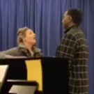 VIDEO: Watch Jessie Mueller and Norm Lewis in Rehearsals for THE MUSIC MAN! Photo