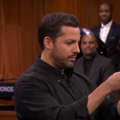 VIDEO: David Blaine Sews His Mouth Shut on THE TONIGHT SHOW Video
