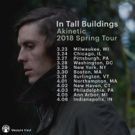 IN TALL BUILDINGS Announces Headlining North American Spring Tour