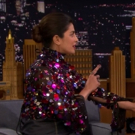 VIDEO: Priyanka Chopra and Jimmy Fallon Compete in a Skittles Challenge Video