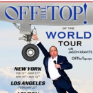 Broadway and TV Veteran Jason Kravits Taking His Solo, Completely-improvised Comedic Cabaret Show on a World Tour