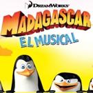 MADAGASCAR EL MUSICAL llega a Madrid en febrero