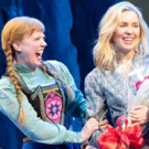 'Bachelor' Couple Colton Underwood And Cassie Randolph Brave The Cold At FROZEN! Photo