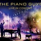 The Piano Guys Play the Fox November 19 Photo