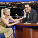 VIDEO: Anna Faris Gives Stephen a Relationship Quiz on LATE SHOW