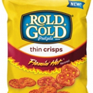 Rold Gold Fires Up Pretzels With New Flamin' Hot Thin Crisps