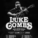 Luke Combs Announces His 2019 Headline Arena Tour