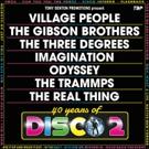 DISCO 2 2019 National Tour Casting Announces