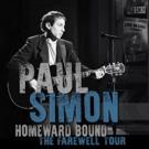 Music Legend Paul Simon Announces Homeward Bound - The Farewell Tour Photo