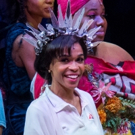 Photo Coverage: Michelle Williams Takes Her First Bows in ONCE ON THIS ISLAND