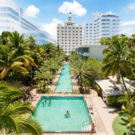 The National Hotel Announce Pool Parties for 2018 Miami Music Week