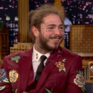 VIDEO: Post Malone Debuts His Song from SPIDER-MAN: INTO THE SPIDER-VERSE on THE TONIGHT SHOW