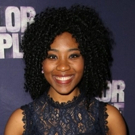 Adrianna Hicks to Be Too Beautiful for Words Leading Paper Mill's THE COLOR PURPLE; F Photo
