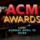 The 53rd Annual Academy of Country Music Awards Winners - Complete List!
