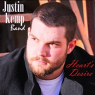 Justin Kemp Announces 'Hearts Desire' Single Pre-Order