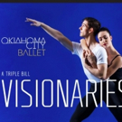 VISIONARIES - A TRIPLE BILL Comes to Civic Center Music Hall 4/19 - 4/20