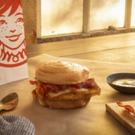 Wendy's New Bacon Maple Chicken Sandwich, Where Sweet Meets Savory Meets Convenience Photo