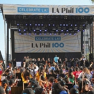 LA Phil Kicked Off Centennial Celebration with Open-Streets Festival: Celebrate LA!: LA Phil 100 x CicLAvia