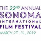 22nd Annual Sonoma Film Festival Reveals Lineup