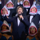 VIDEO: James Corden Sings a Dramatic Rendition of 'Baby Shark' with Sophie Turner and Josh Groban