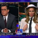 VIDEO: Laura Benanti's Melania Trump Announces Plan to End Bullying Against Her on The Late Show