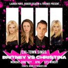 Chi-Town Sings Concert Announces BRITNEY VS. CHRISTINA Photo