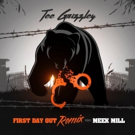 Meek Mill and Tee Grizzley Link Up For FIRST DAY OUT Remix
