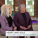 VIDEO: Cyndi Lauper & Harvey Fierstein Celebrate the Fifth Anniversary of KINKY BOOTS On NBC's THE TODAY SHOW